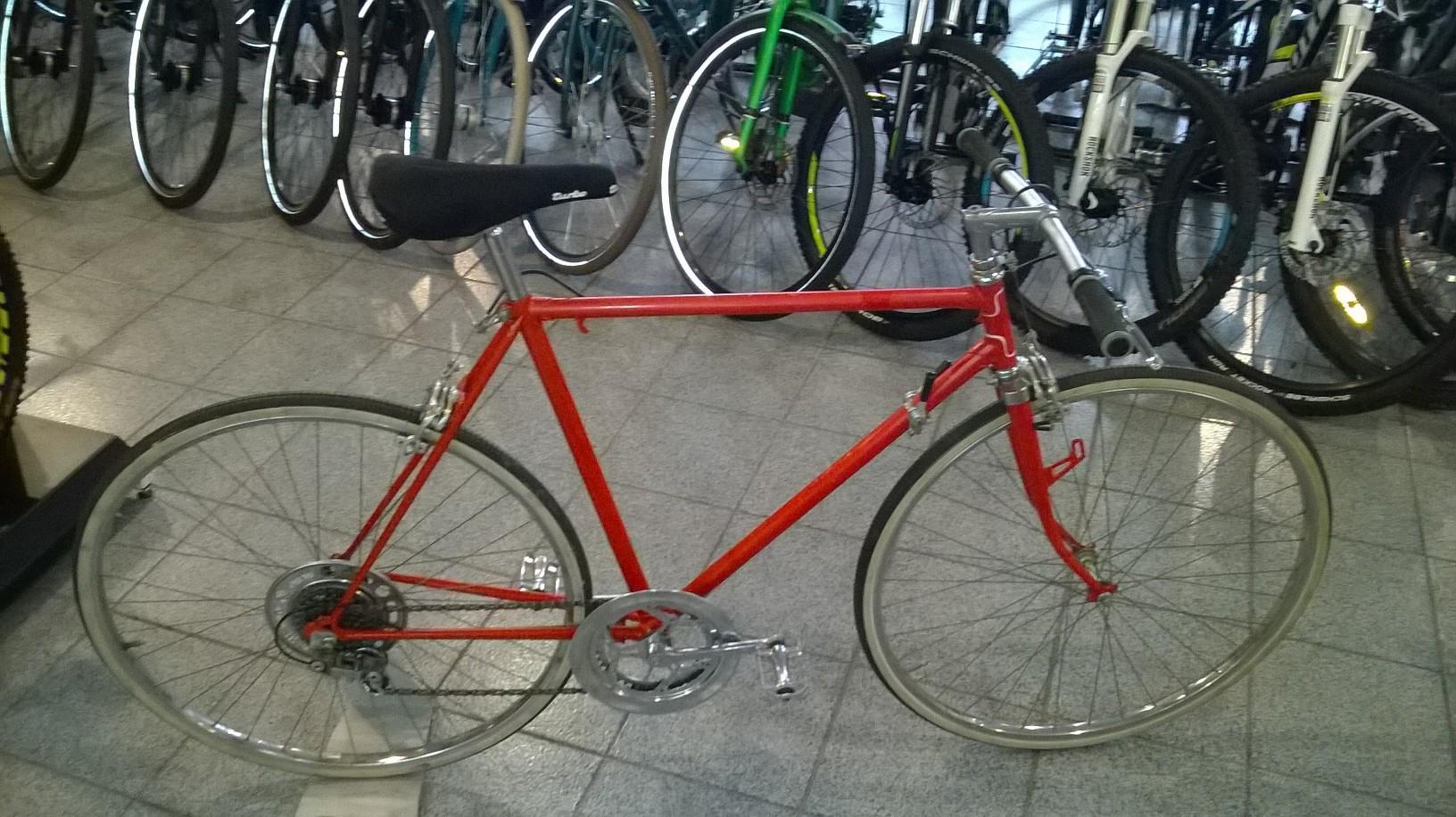 Bianchi - Stadtrad